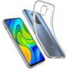Ümbris Xiaomi Redmi Note 9, 2020 - Läbipaistev