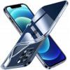 """Ümbris Apple iPhone 12 Pro Max, 6,7"""" 2020 - Läbipaistev"""
