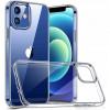"""Ümbris Apple iPhone 12 / 12 Pro, 6.1"""" 2020 - Läbipaistev"""