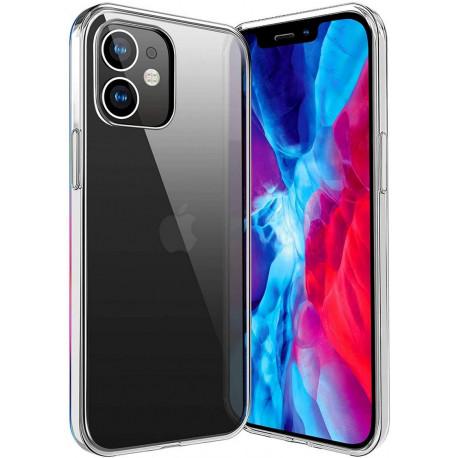 """Ümbris Apple iPhone 12 Mini, 5.4"""" 2020 - Läbipaistev"""