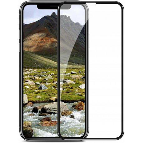 """Kaitseklaas 5D, Apple iPhone 11, 6.1"""" 2019, iPhone XR, 6.1"""" 2018 - Must"""