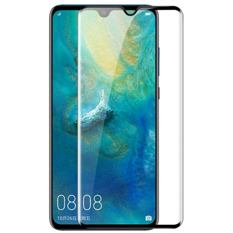Kaitseklaas 5D, Huawei Mate 20, 2018 - Must