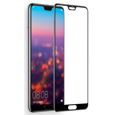 Kaitseklaas 5D, Huawei P20, 2018 - Must