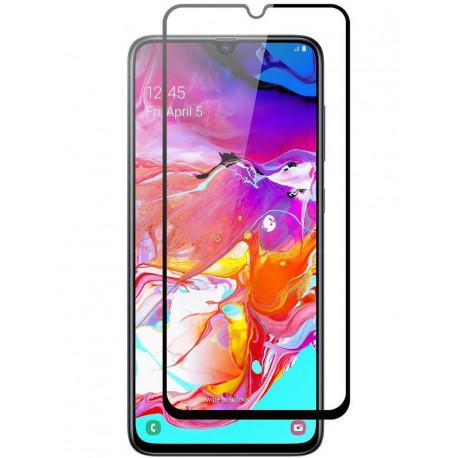 Kaitseklaas 5D, Samsung Galaxy A70, A705, A70s, A707, 2019 - Must