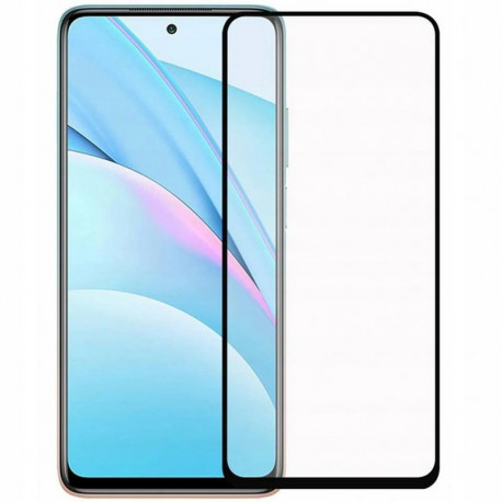 Kaitseklaas 5D, Xiaomi Mi 10T Lite 5G, 2020 - Must
