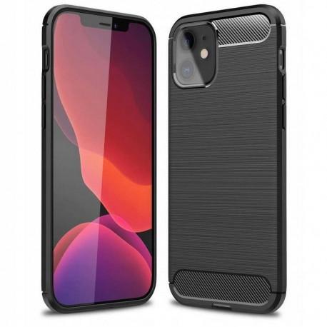 "Carbon, Ümbris Apple iPhone 12 / 12 Pro, 6.1"" 2020 - Must"