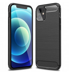 "Carbon, Ümbris Apple iPhone 12 Mini, 5.4"" 2020 - Must"