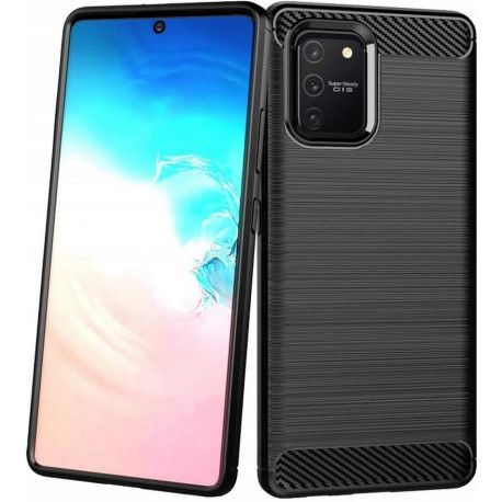 Carbon, Ümbris Samsung Galaxy S10 Lite, A91, 6.7, G770, 2020 - Must