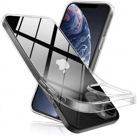 "Clear, Ümbris Apple iPhone 12 / 12 Pro, 6.1"" 2020 - Läbipaistev"