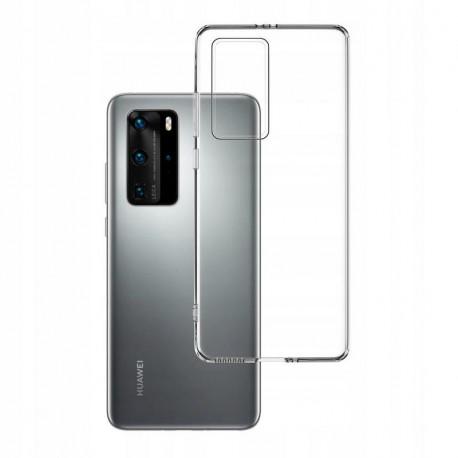 Clear, Ümbris Huawei P40 Pro, 2020 - Läbipaistev