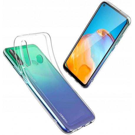 Ümbris Huawei P40 Lite E, Huawei Y7p, 2020 - Läbipaistev