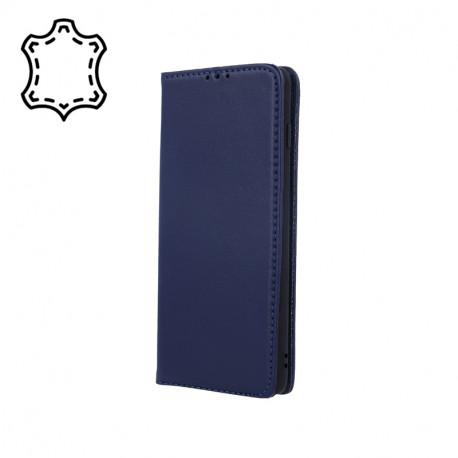 Leather, Nahkkaaned Samsung Galaxy A71, A715, 2019 - Sinine