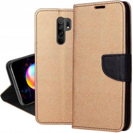 Fancy, Kaaned Xiaomi Redmi 9, 2020 - Kuld-Must