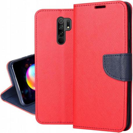 Fancy, Kaaned Xiaomi Redmi 9, 2020 - Punane