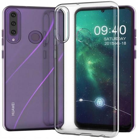Clear, Ümbris Huawei Y6p, 2020 - Läbipaistev