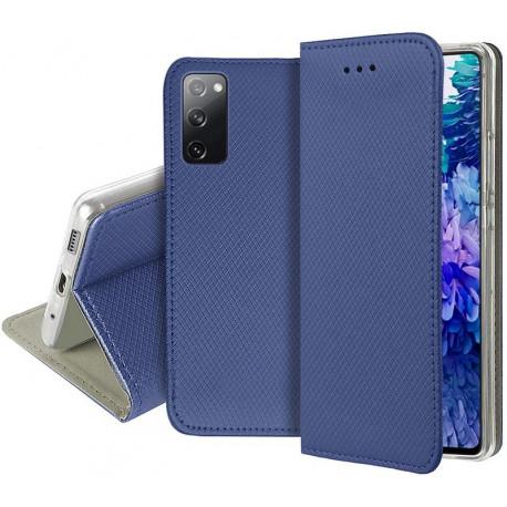 Magnet, Kaaned Samsung Galaxy S20 FE, S20 FE 5G, G780F, G781B, 2020 - Sinine