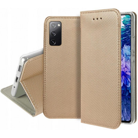 Magnet, Kaaned Samsung Galaxy S20 FE, S20 FE 5G, G780F, G781B, 2020 - Kuld