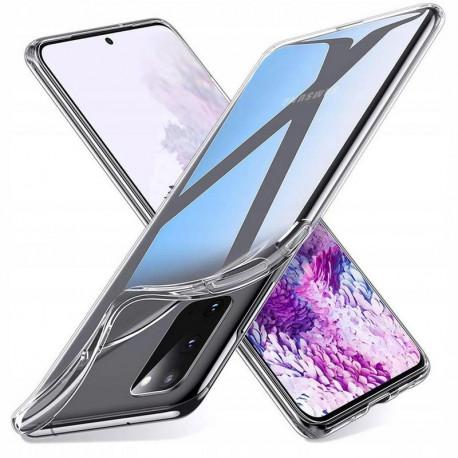 Ümbris Samsung Galaxy S20 FE, S20 FE 5G, G780F, G781B, 2020 - Läbipaistev