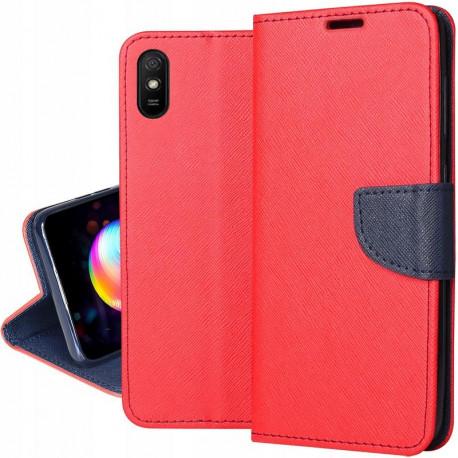 Fancy, Kaaned Xiaomi Redmi 9A, Redmi 9I, Redmi 9AT, 2020 - Punane