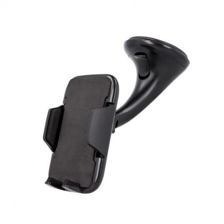 Maxlife MXCH-01, telefoni kinnitus klaasi peale - Must