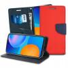 Fancy, Kaaned Huawei P Smart 2021 - Punane