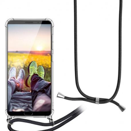 Neck Strap, Ümbris Huawei P30, 2019 - Läbipaistev