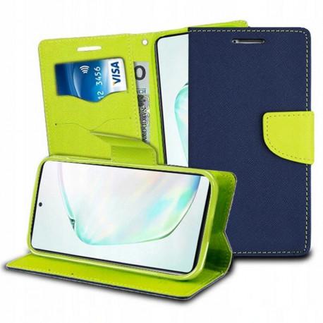 Fancy, Kaaned Samsung Galaxy Note 10 Lite, A81, N770, 2020 - Sinine