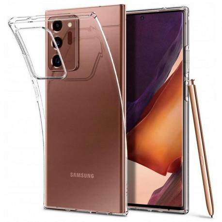Ümbris Samsung Galaxy Note20 Ultra, Note20 Ultra 5G, N985F, N986B, 2020 - Läbipaistev
