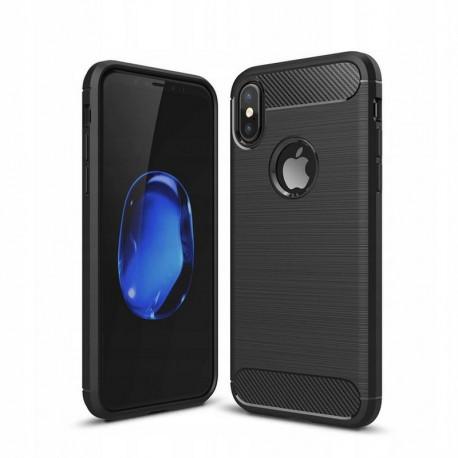 Carbon, Ümbris Apple iPhone X, iPhone XS, 2017/2018 - Must