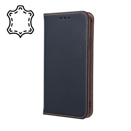 Leather, Nahkkaaned Xiaomi Redmi Note 9 Pro, Note 9 Pro Max, Note 9S, 2020 - Must