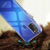 Clear, Ümbris Samsung Galaxy A21s, A217, 2020 - Läbipaistev