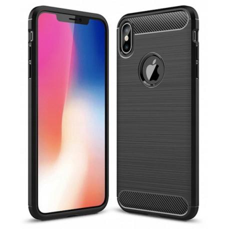 Carbon, Ümbris Apple iPhone XS MAX, 2018 - Must