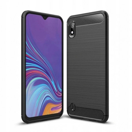 Carbon, Ümbris Samsung Galaxy A10, A105, 2019 - Must