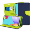 Fancy, Kaaned Samsung Galaxy A52 4G, A52 5G, A525F, A526B, 2021 - Sinine