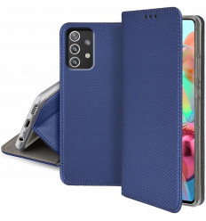 Magnet, Kaaned Samsung Galaxy A52 4G, A52 5G, A525F, A526B, 2021 - Sinine