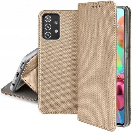 Magnet, Kaaned Samsung Galaxy A72 4G, A72 5G, A725F, SM-A726B, 2021 - Kuld