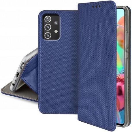 Magnet, Kaaned Samsung Galaxy A72 4G, A72 5G, A725F, SM-A726B, 2021 - Sinine