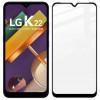 Kaitseklaas 5D, LG K22, 2020 - Must