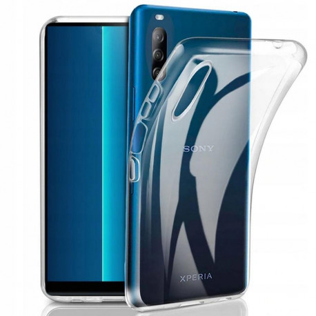 Ümbris Sony Xperia L4, 2020 - Läbipaistev