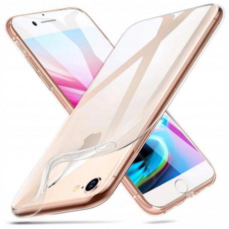 Ümbris Apple iPhone 7, iPhone 8 2016/2017, iPhone SE 2020 - Läbipaistev