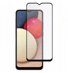 Kaitseklaas 5D, Samsung Galaxy A02s, A025F, 2020 - Must