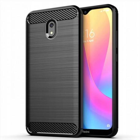 Carbon, Ümbris Xiaomi Redmi 8A, 2019 - Must