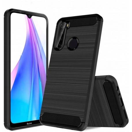 Carbon, Ümbris Xiaomi Redmi Note 8, 2019 - Must