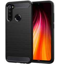 Carbon, Ümbris Xiaomi Redmi Note 8T, 2019 - Must
