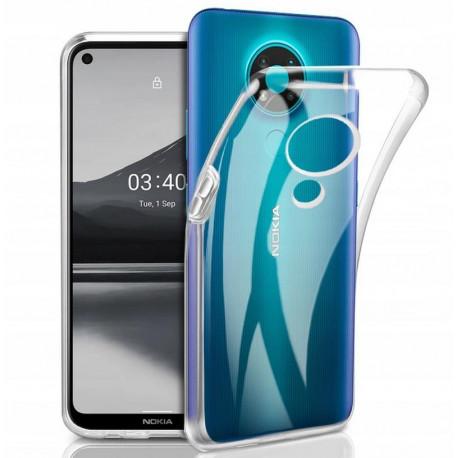 Ümbris Nokia 3.4, 2020 - Läbipaistev