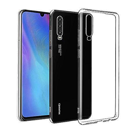 Ümbris Huawei P30, 2019 - Läbipaistev