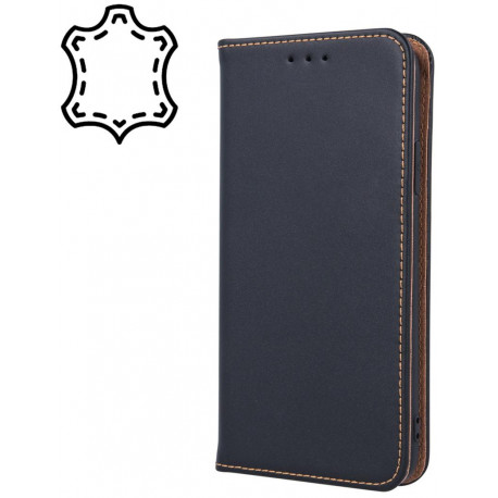 Leather, Nahkkaaned Samsung Galaxy A12, A125F, 2020 - Must