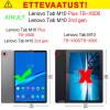 "Smart, Kaaned Lenovo M10 Plus 2020, 10.3"", X606, X606F, X606X - Roosa - Kuldne"