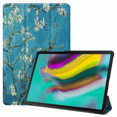 "Smart, Kaaned Samsung Galaxy Tab S5E 2019, 10.5"", T720, T725 - Sakura Roheline"