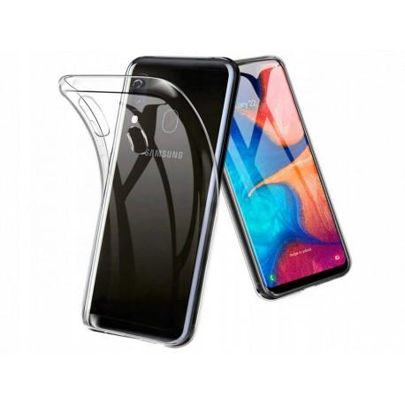 Ümbris Samsung Galaxy A20e, A202, 2019 - Läbipaistev